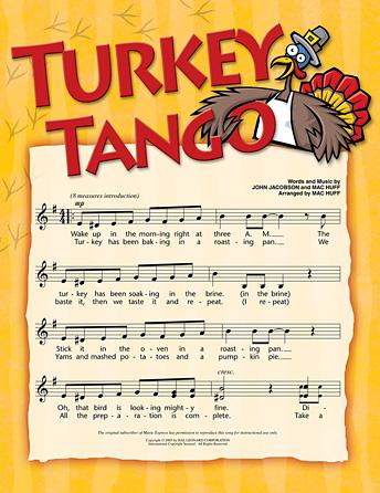 Turkey Tango
