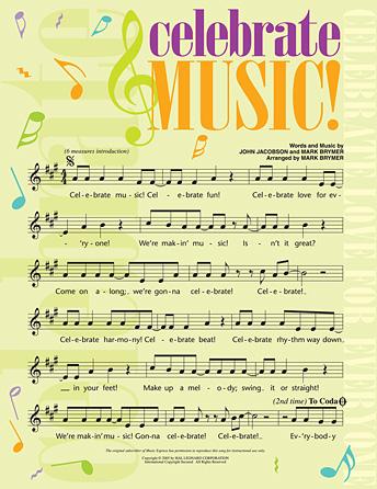 Celebrate Music!