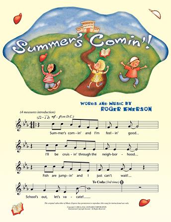 Summer's Comin'!
