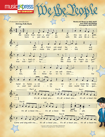 We the People (The Constitution Song)