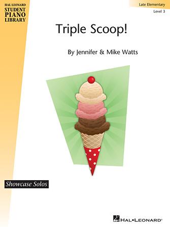 Triple Scoop!