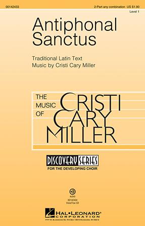 Antiphonal Sanctus