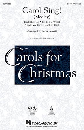 Carol Sing! - Cello