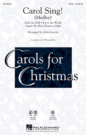 Carol Sing! - Violin 2