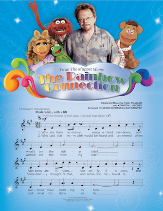 The Rainbow Connection (from THE MUPPETS)