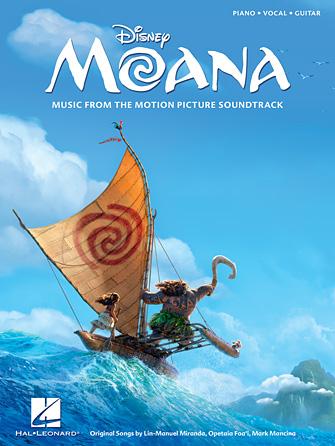 Moana - Lin-Manuel Miranda