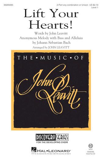 Lift Your Hearts! (arr. John Leavitt)