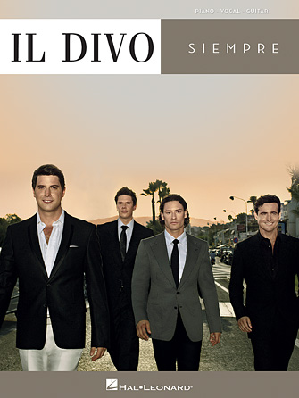 Caruso sheet music direct - Il divo all by myself ...