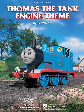 Thomas The Tank Engine (Main Title)