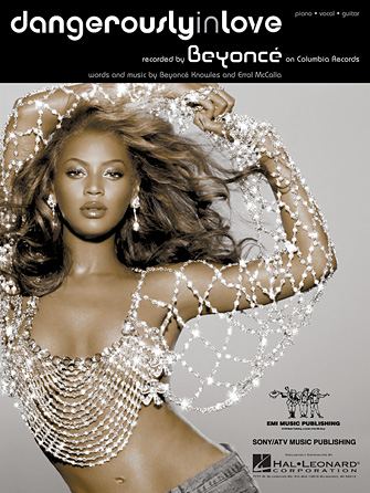 dangerously in love sheet music direct