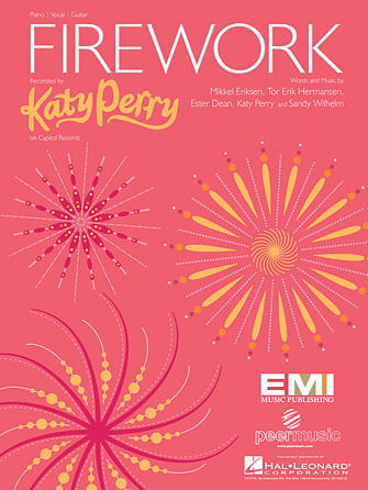 Firework Katy Perry Chords Piano Choice Image Chord Guitar Finger