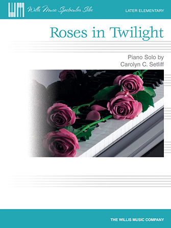 Roses In Twilight