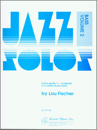 Jazz Solos For Bass, Volume 2