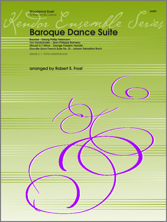 Baroque Dance Suite