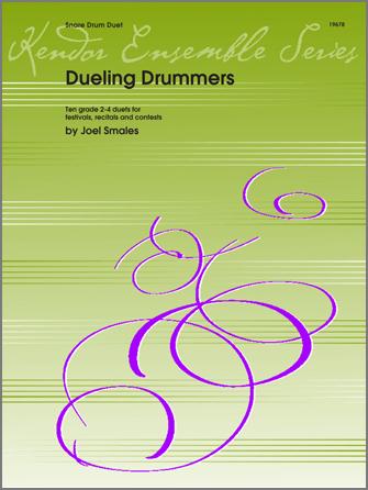 Dueling Drummers