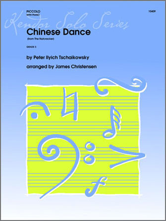 Chinese Dance (from The Nutcracker) - Piano/Score