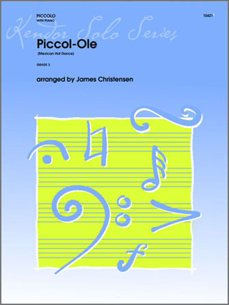 Piccol-Ole (Mexican Hat Dance) - Piano/Score