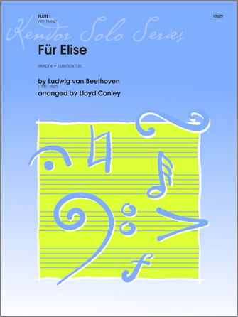 Fur Elise - Piano/Score