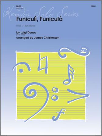 Funiculi, funiculá - Piano/Score