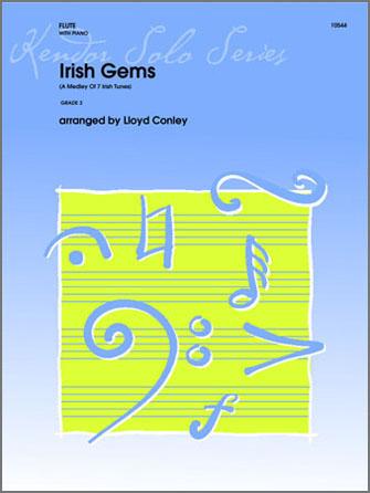 Irish Gems (A Medley Of 7 Irish Tunes) - Piano/Score