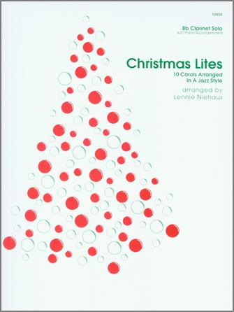 Christmas Lites - Clarinet