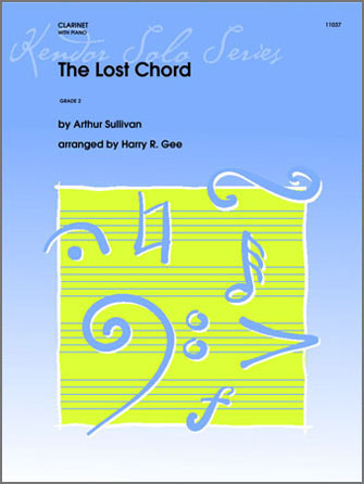 Lost Chord, The - Piano/Score