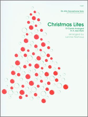 Christmas Lites - Alto Sax