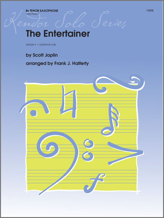 Entertainer, The - Piano/Score