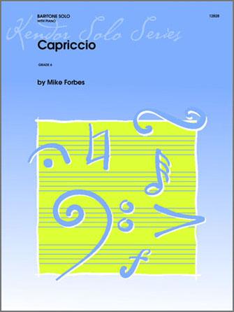 Capriccio - Baritone 2