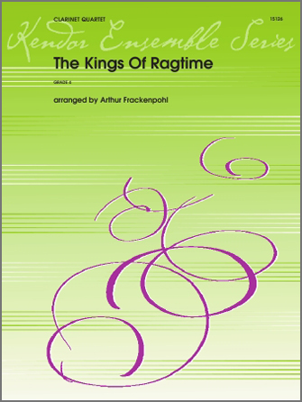 Kings Of Ragtime, The - Clarinet 1
