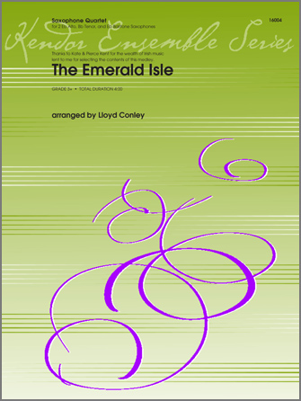 Emerald Isle, The - Baritone Sax