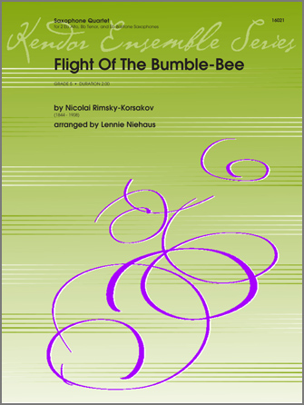 Flight Of The Bumble-Bee - Baritone Sax