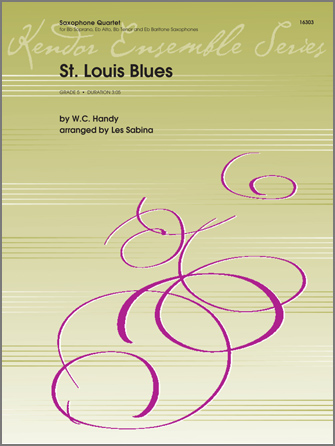 St. Louis Blues - Tenor Sax