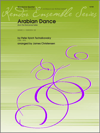 Arabian Dance (from The Nutcracker Suite) - Oboe