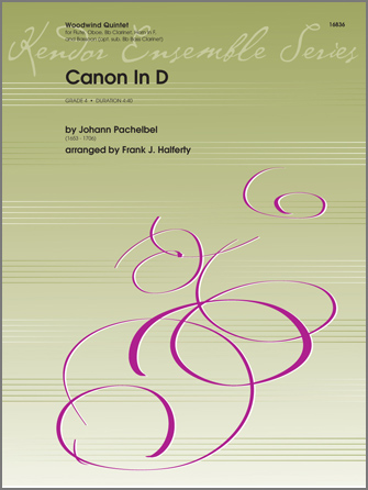 Canon In D - Bassoon