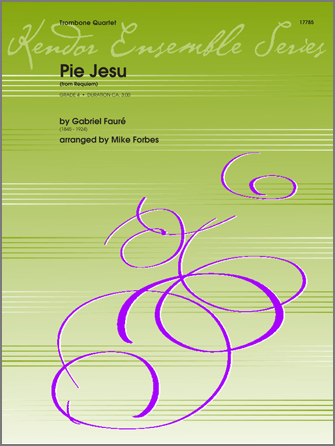 Pie Jesu (from Requiem) - Trombone 3