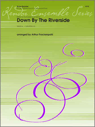 Down by the Riverside - Full Score