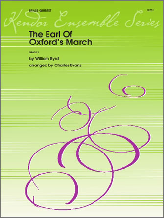 Earl Of Oxford's March, The - Trumpet 1