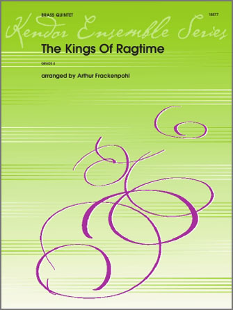 Kings Of Ragtime, The - Full Score