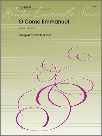 O Come Emmanuel - Trumpet 2