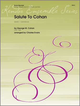 Salute To Cohan - Trumpet 2
