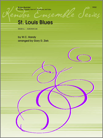 St. Louis Blues - Full Score