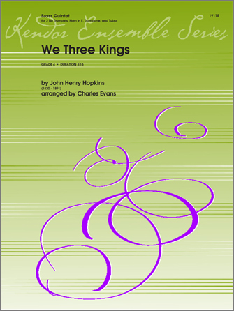 We Three Kings - Trumpet 2