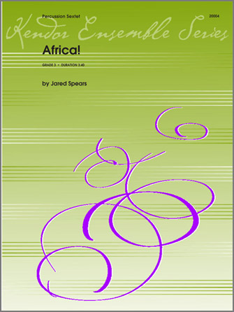 Africa! - Percussion 5