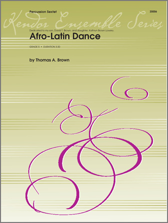 Afro-Latin Dance - Percussion 6