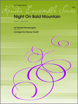 Night On Bald Mountain - Percussion 1