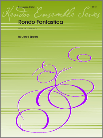 Rondo Fantastica - Percussion 1