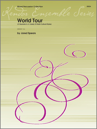 World Tour - Percussion 1