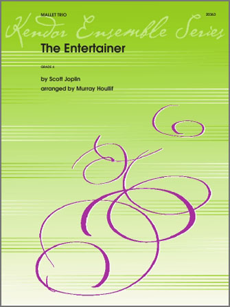 Entertainer, The - Percussion 1