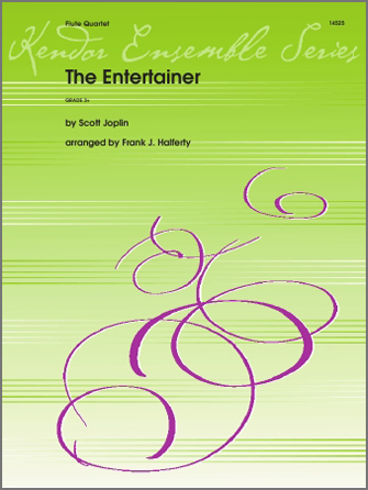 Entertainer, The - Flute 3